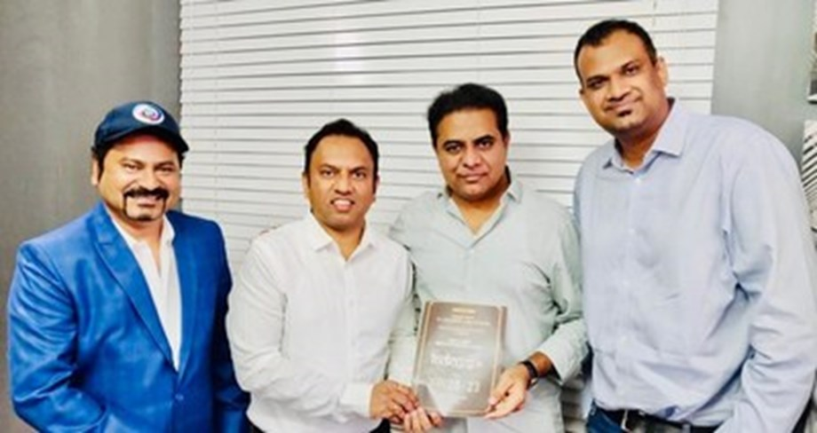 IT Minister of Telangana, KT Ramarao to Flagoff India's Biggest Festival 'IndiaJoy' for Gaming, Animation, VFX Media and Entertainment in Hyderabad