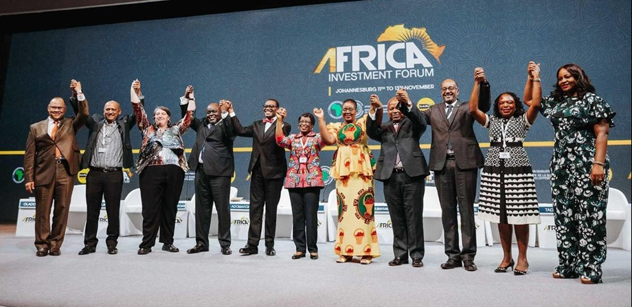 Africa Investment Forum 2019 ended with $40.1bn deals signed, Know its key moments