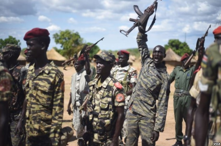 Peace in southern Sudan? Rebels promise to cease hostilities temporarily