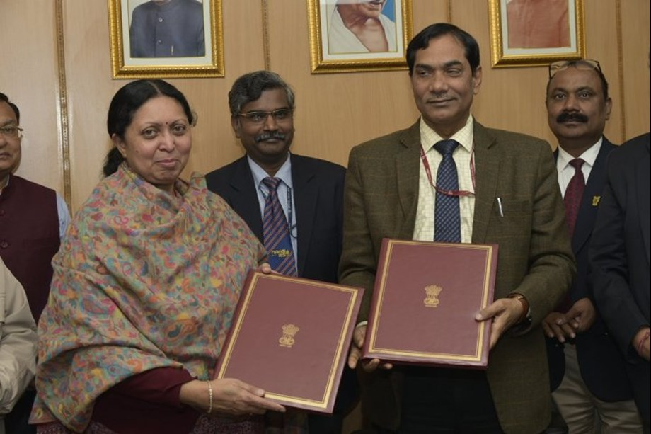 DBT, ICAR signs MoU for R&D activities in agricultural biotechnology research
