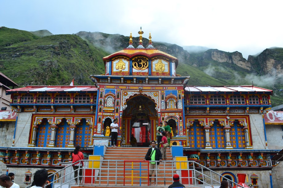 Badrinath reopens after winter break