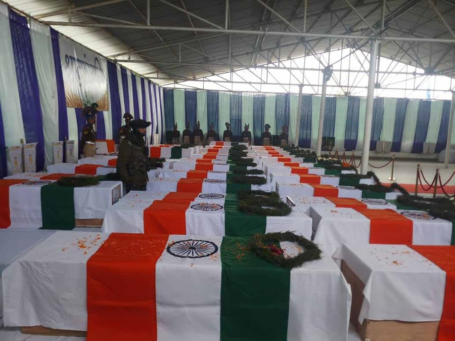 SBI comes up in support of families martyred CRPF soldiers with loan waivers