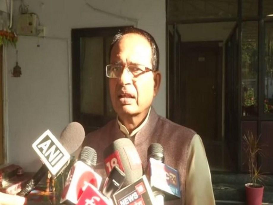 Shivraj Chouhan slams MP govt over removal of Chhatrapati Shivaji's idol