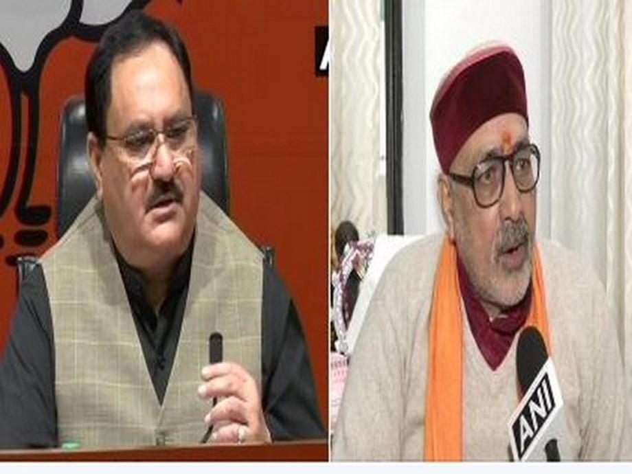 JP Nadda summons Giriraj Singh over his recent remark on Deoband