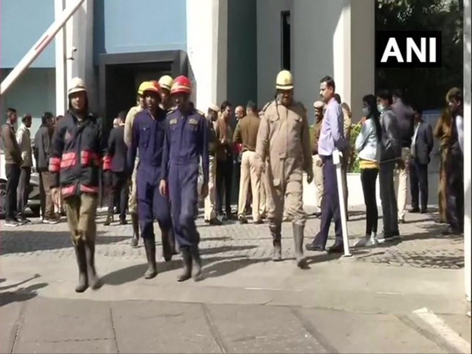 FIR in CP hotel fire incident