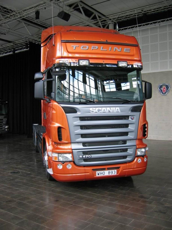 Scania drives in new range of trucks in India