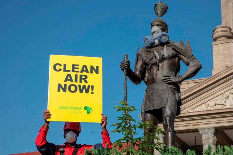 Greenpeace Africa supports climate strikes, asks to come up with climate actions