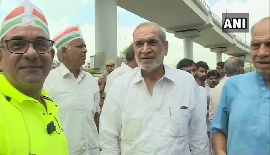 Sajjan Kumar accuses CBI of tutoring key witness in 1984 riots case
