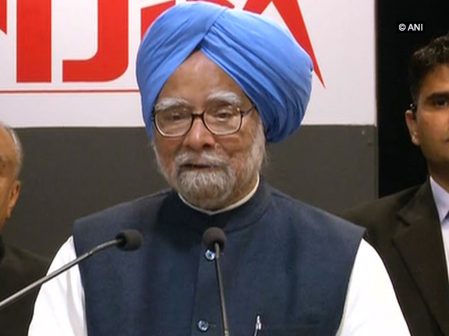 Modi government's policies are resulting in massive job-less growth: ex-PM Manmohan Singh