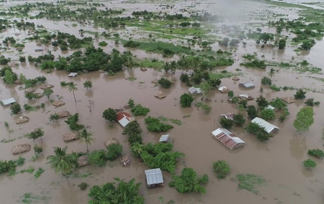 China govt plans to donate $800,000 to Cyclone Idai-hit Zimbabwe