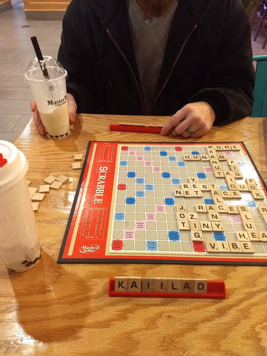 Life-Size Outdoor Scrabble Game to be Installed for a Limited Time Only