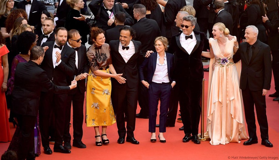 Star cast of Jarmusch's zombie parable hits Cannes