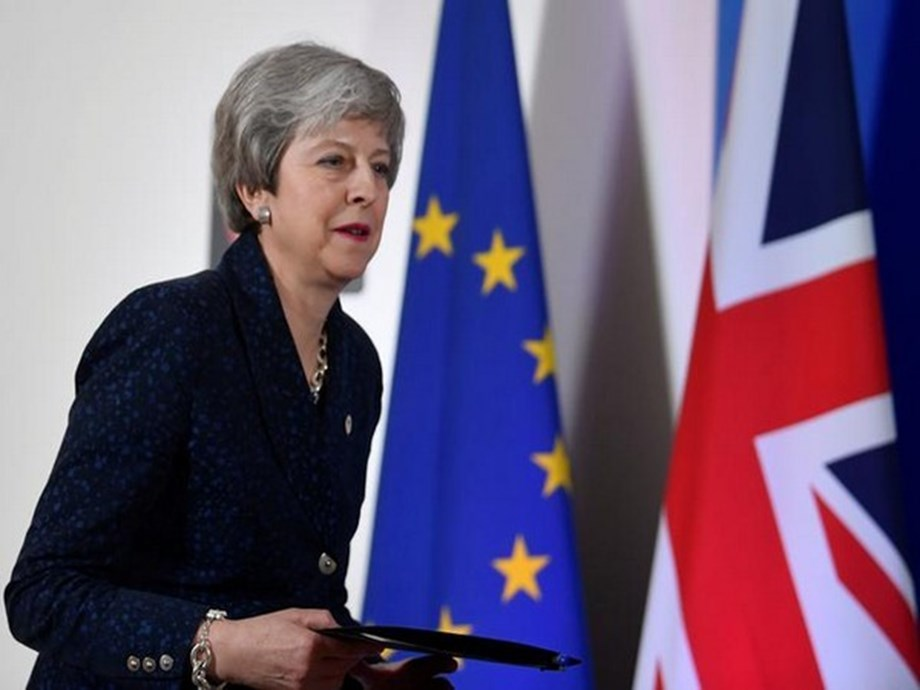 May to bring rejected Brexit deal in parliament after talks with opposition