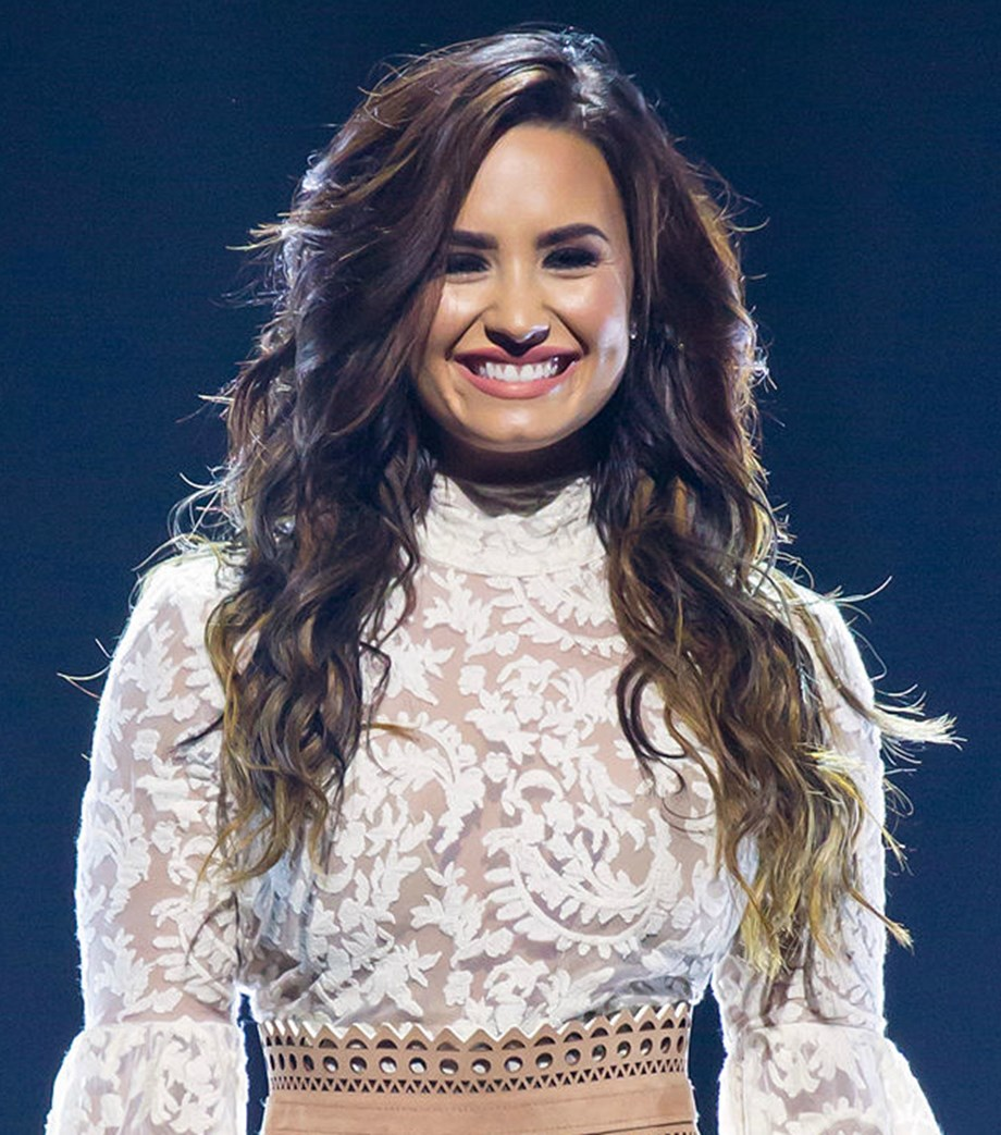 Demi Lovato shares her 'darkest moments, friends helping her come out of it