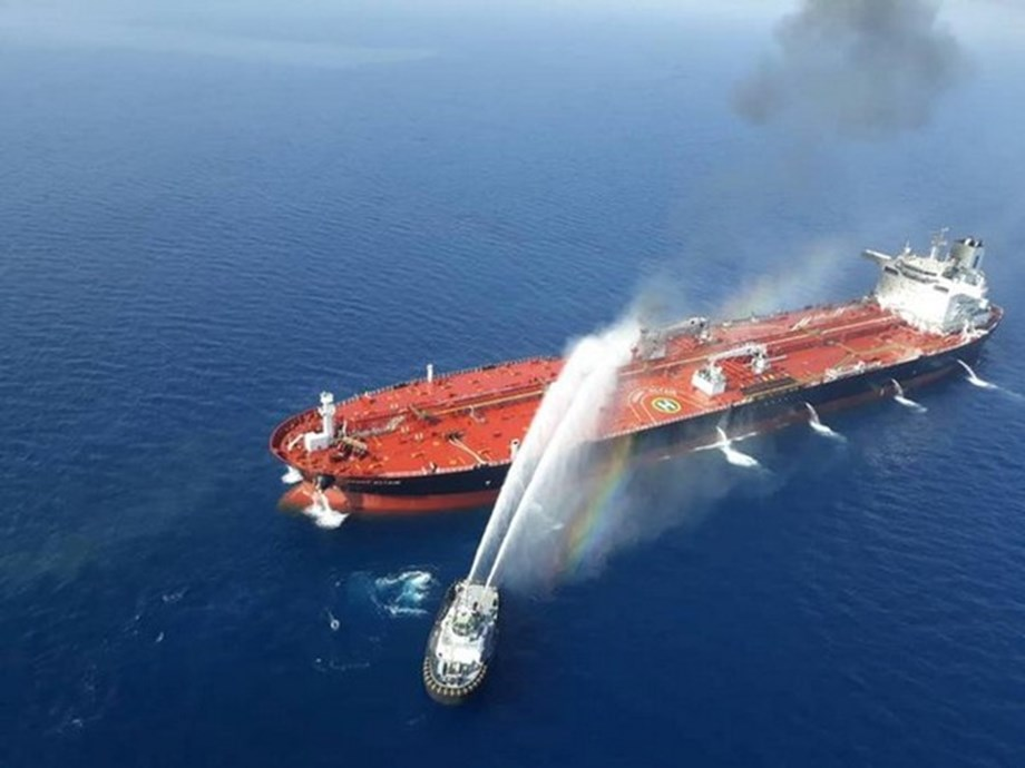U.S. failed to stop release of oil tanker, says Iran envoy in London