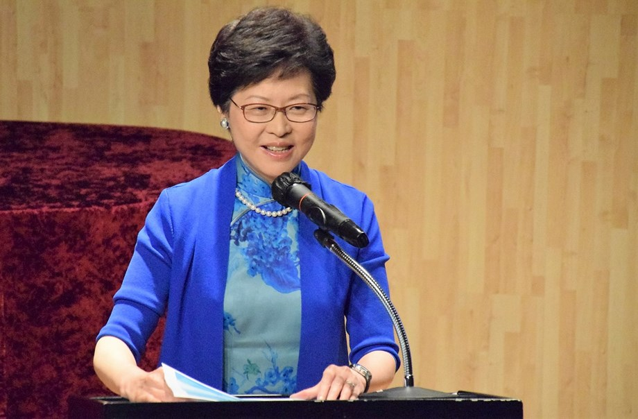 Carrie Lam LIVE: Hong Kong leader warns legal action against 'riots'; not withdrawing extradition bill