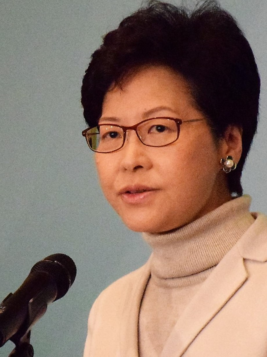UPDATE 1-Hong Kong leader vows to work closely with Beijing's new envoy