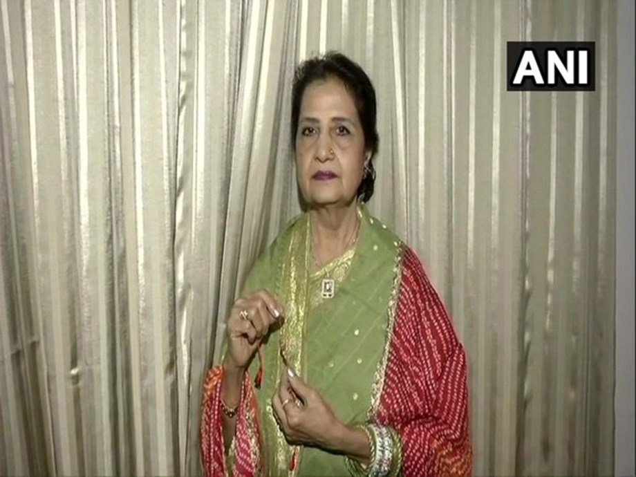 Modi's rakhi sister Qamar Mohsin Shaikh wishes him good health, hails triple talaq law