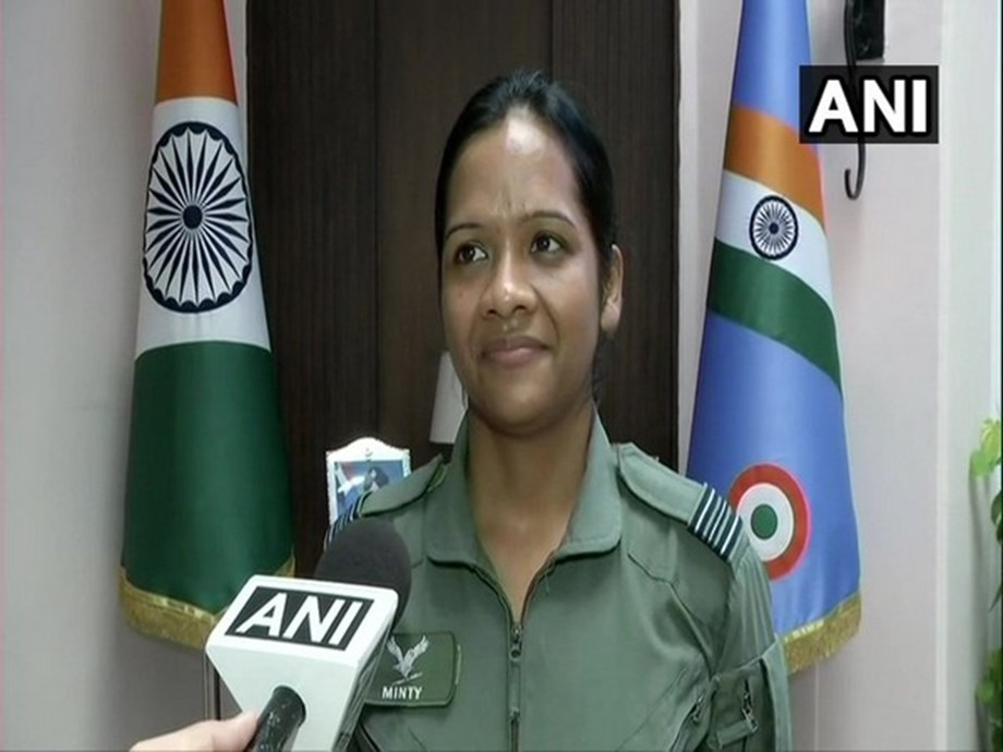 I witnessed Wing Commander Abhinandan shooting down Pak's F-16 aircraft: Squadron Leader Minty Agarwal