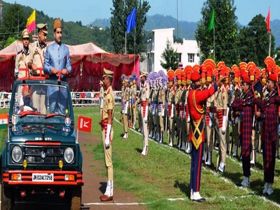 73rd Independence Day celebrated with fervour in J-K's Rajouri