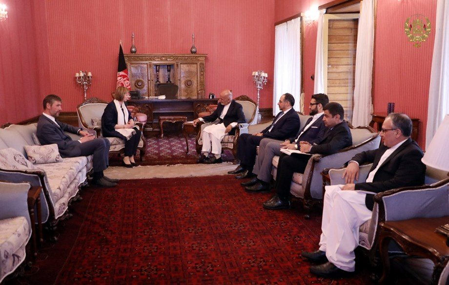 UK announces 8 million pounds to support Afghan Presidential election