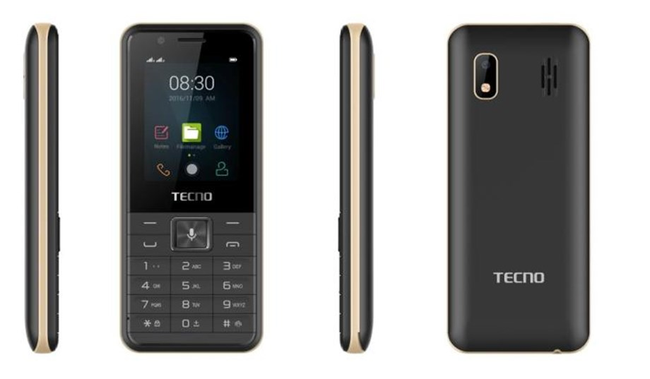 TECNO launches latest 3G smart feature phone T901; running on KaiOS
