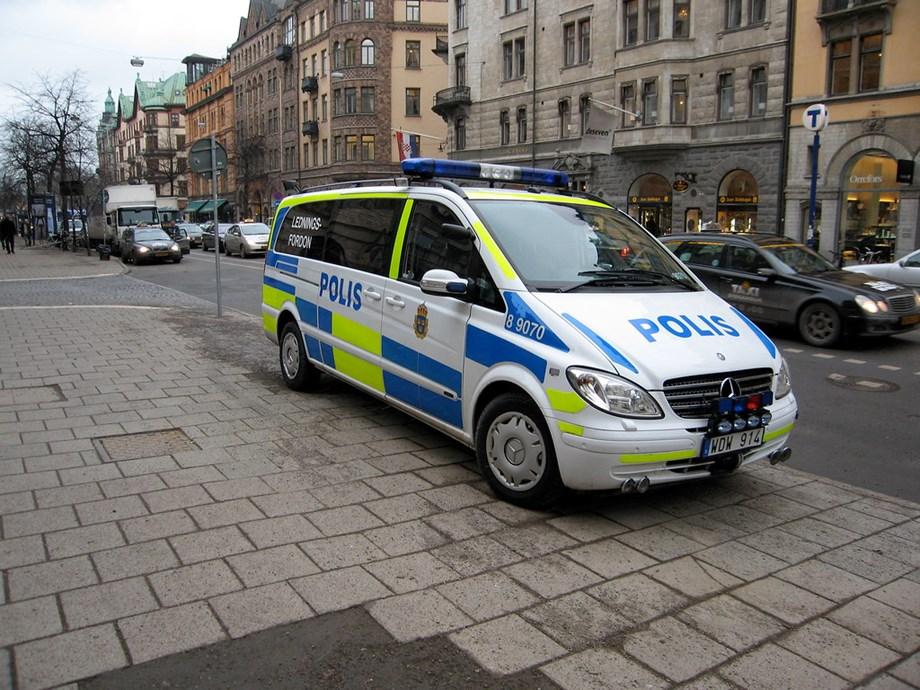 "Sweden detains man on suspicion of plotting ""terrorist crime"""