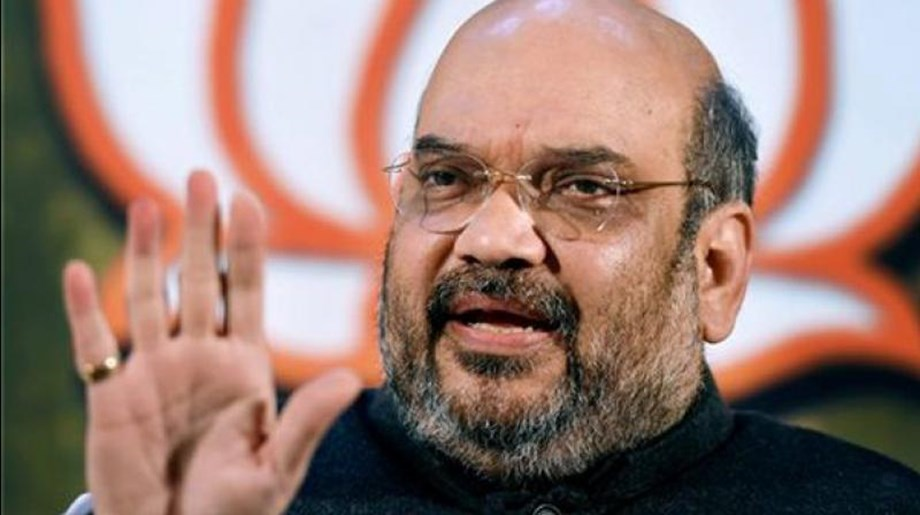 Shah alleges Congress neglected Narasimha Rao after his death