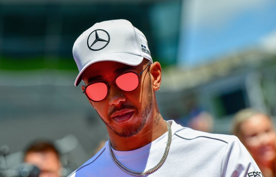 Hamilton confident of this weekend's Brazilian F1 GP security