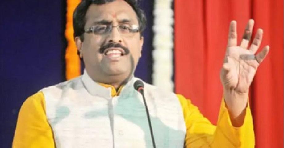 J&K: Madhav asks BJP councillors of zero tolerance for corruption