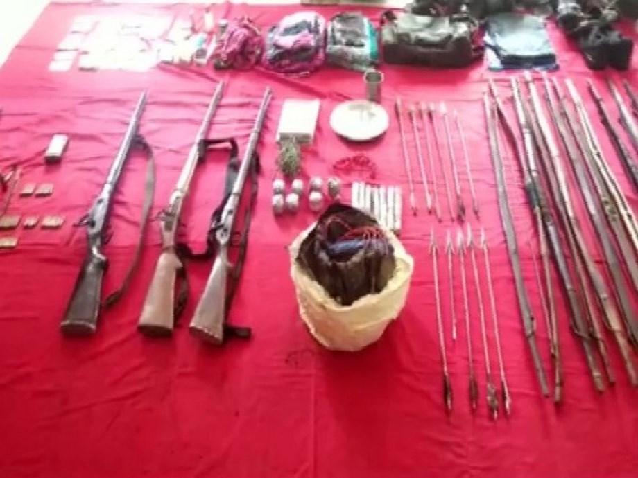 Chhattisgarh: 3 Naxals including wanted commander killed in Sukma encounter