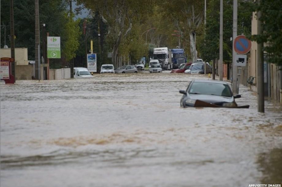 Fierce winds, rains kills 20 in Italy over a week