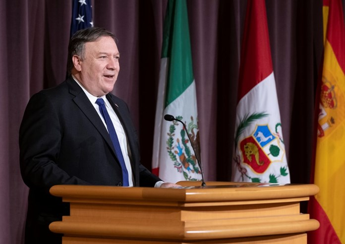 Mike Pompeo says Jamal Khashoggi murder violated international law