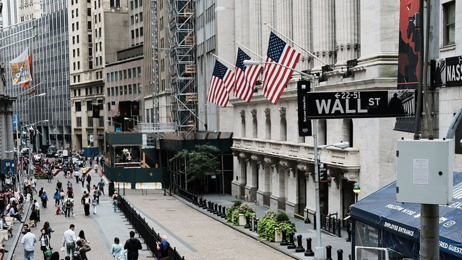 Dollar takes hit, Wall Street surge after US vote