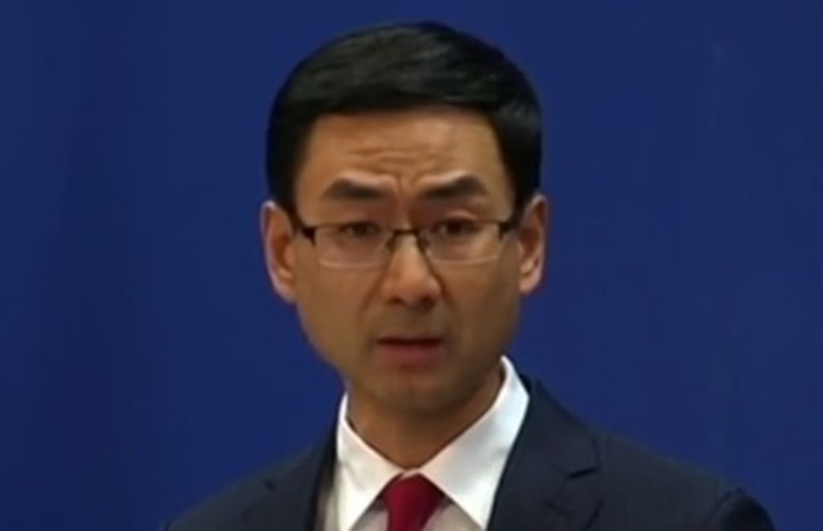 China says shares similar views and positions with Russia on Middle East issue