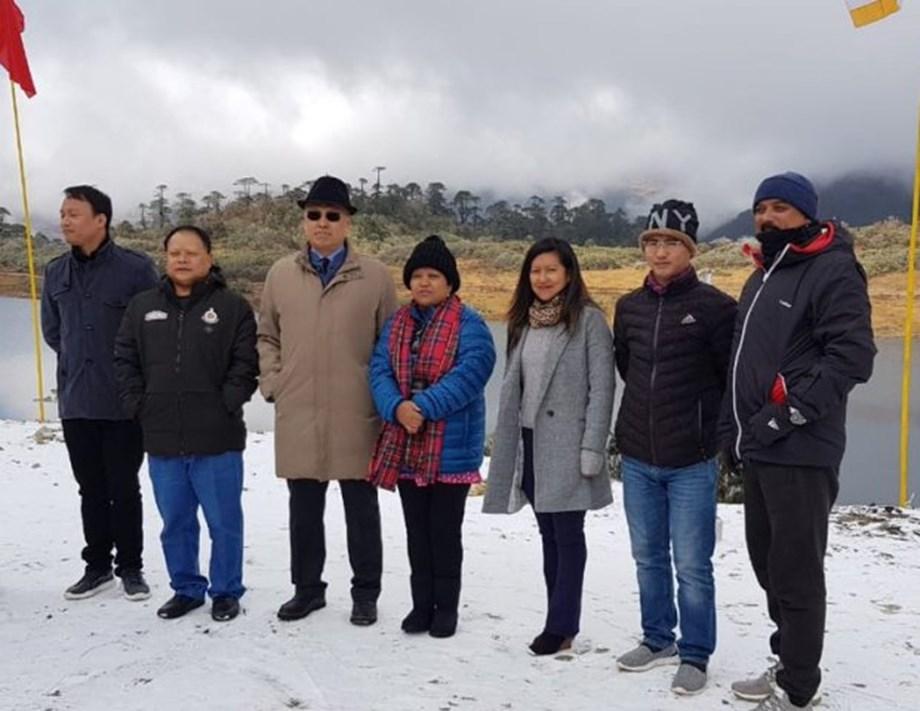Two major projects under Swadesh Darshan Scheme inaugurated in Arunachal Pradesh