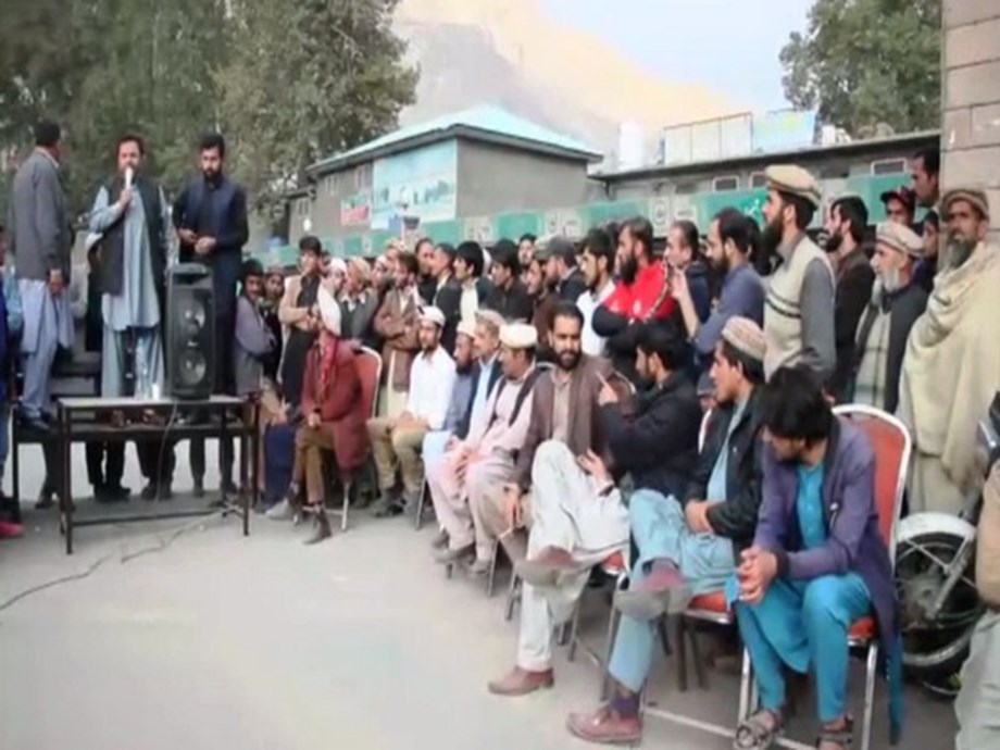 Gilgit Baltistan: Protests against tax-hike turn massive