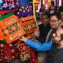 Hunar Haat becomes hub to promote traditional artisans: Mukhtar Abbas Naqvi