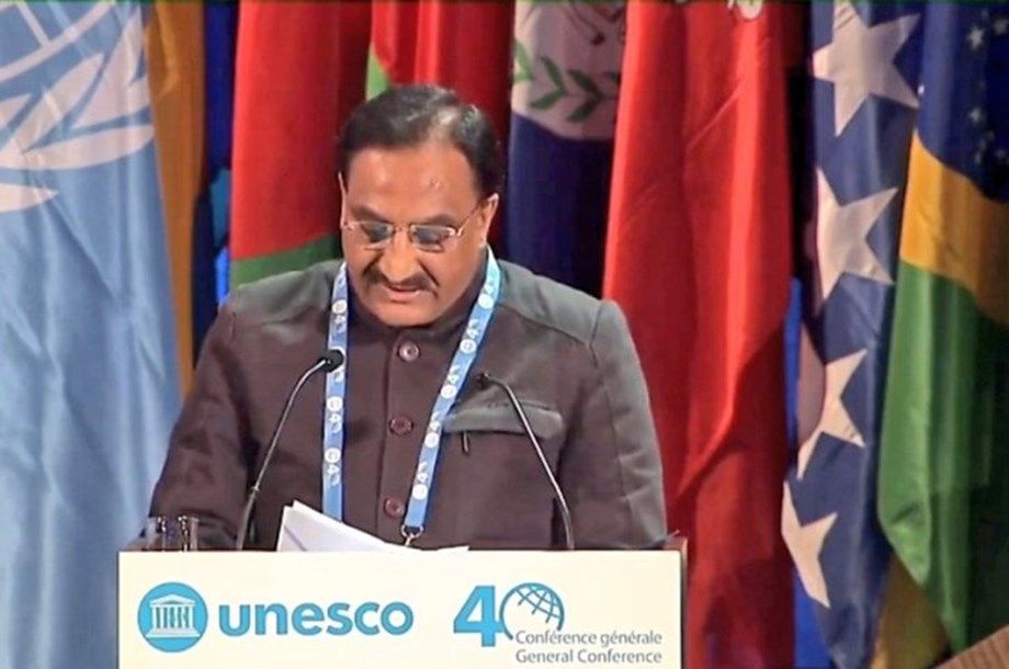 HRD Minister appreciates UNESCO's efforts to provide quality education
