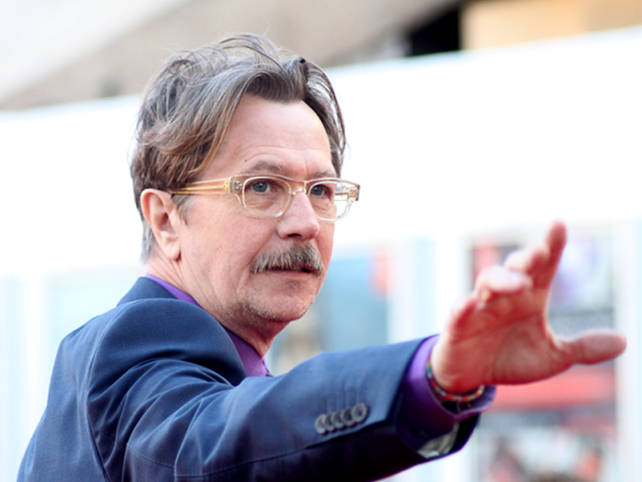 """Gary Oldman set to play villain in UK action-thriller """"The Courier"""""""
