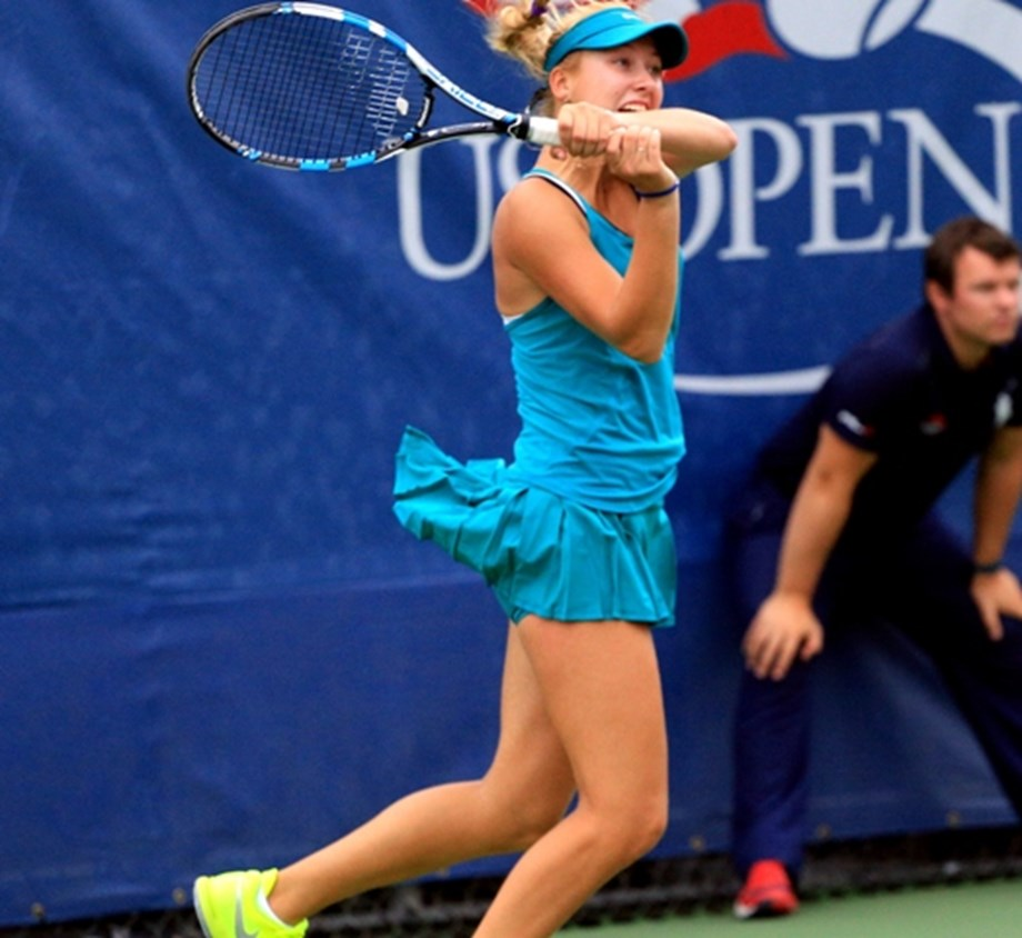 REFILE-INTERVIEW-Tennis-'Youth power' key to success for teenager Potapova