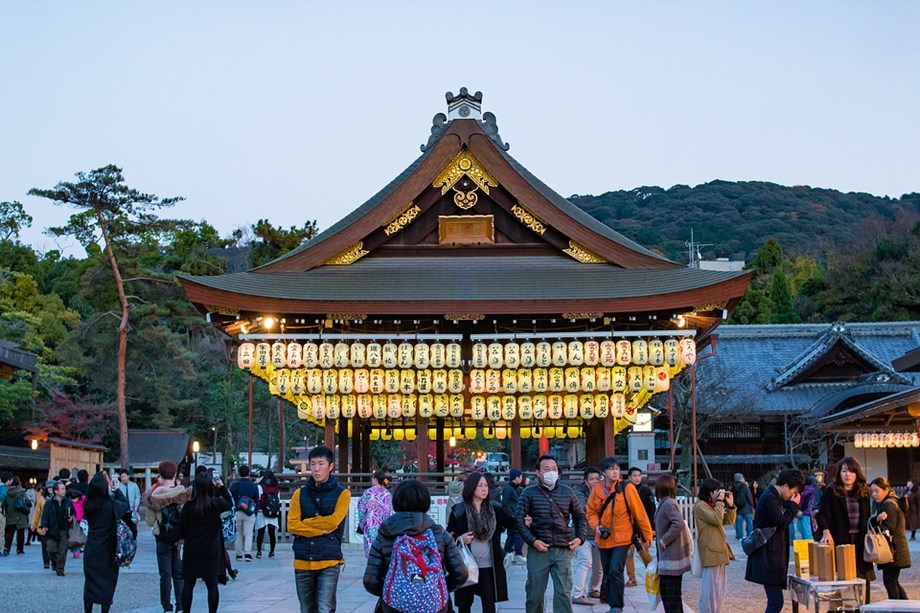 Japanese tourism industry booms ahead of major sports tournaments