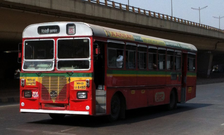 BEST buses back on Mumbai roads after 9 days of tussle over pay hikes