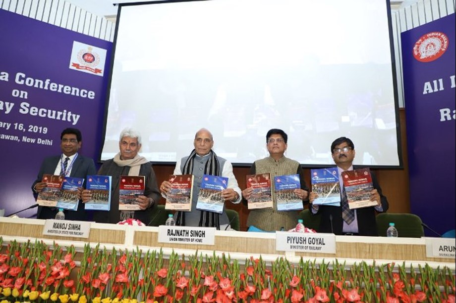 Ministry of Railways holds All India Conference on Railway Security