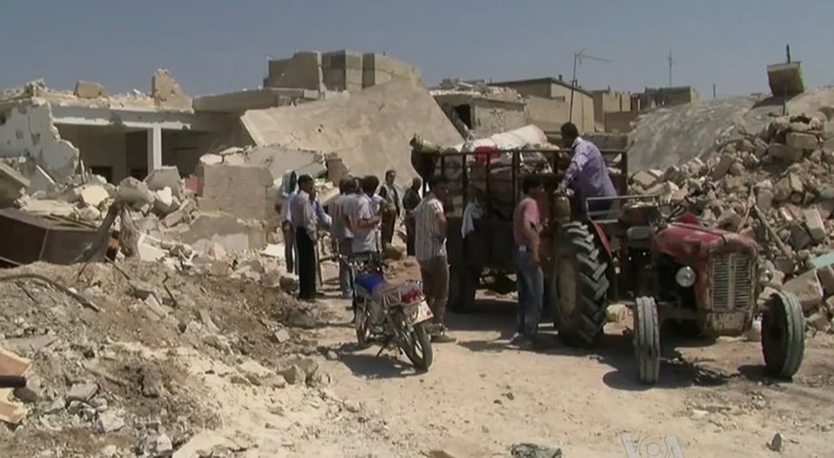 US-led coalition hit by suicide attack in Syria's Manbij - militia group