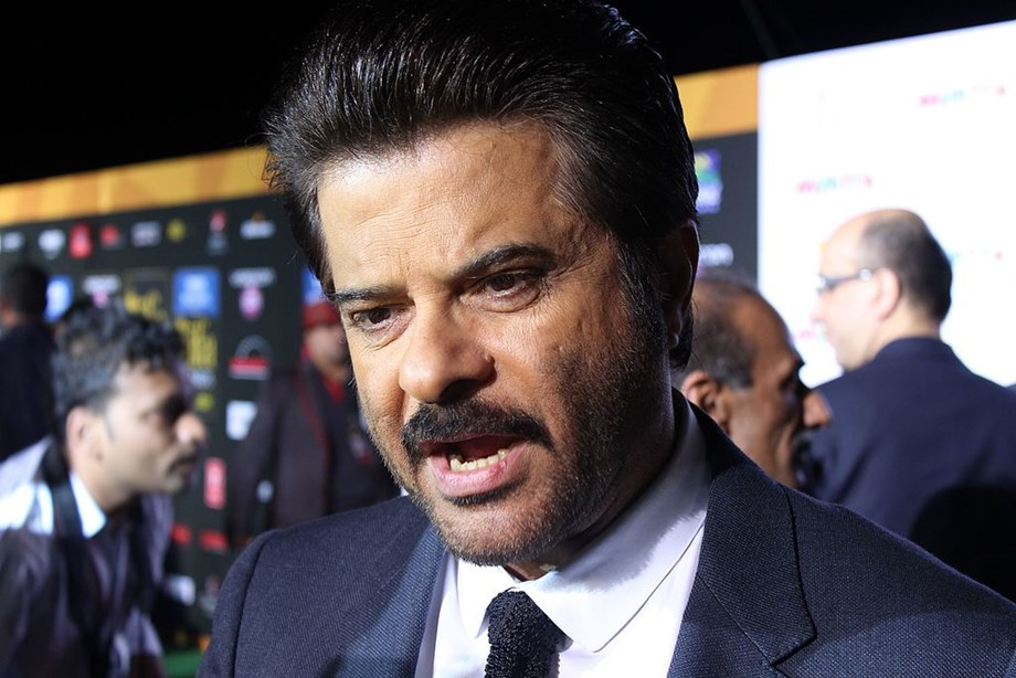 Anil Kapoor tweets about meeting with PM Modi
