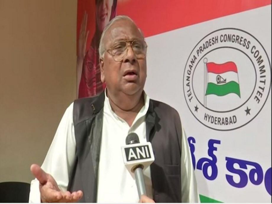 BJP, RSS dividing country for vote bank politics, says Cong's V Hanumanth Rao