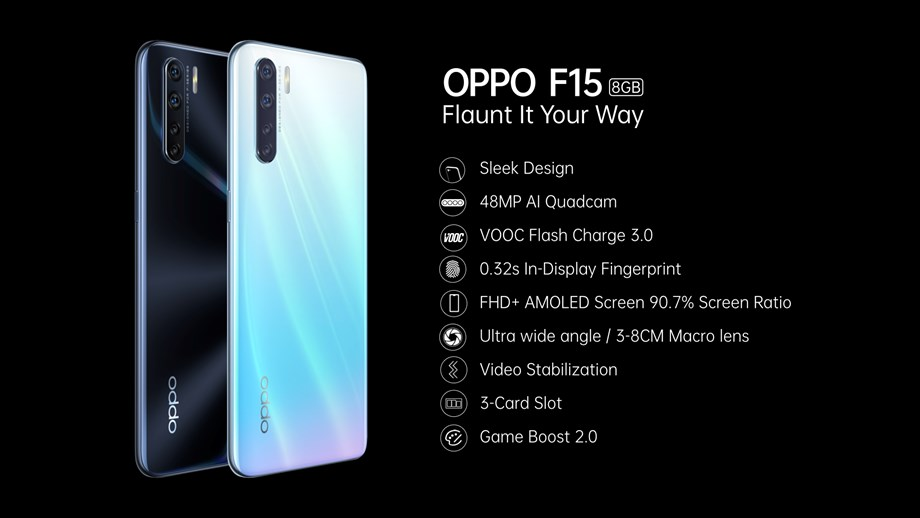 OPPO Bolsters its F Series Portfolio in India With the Launch of F15
