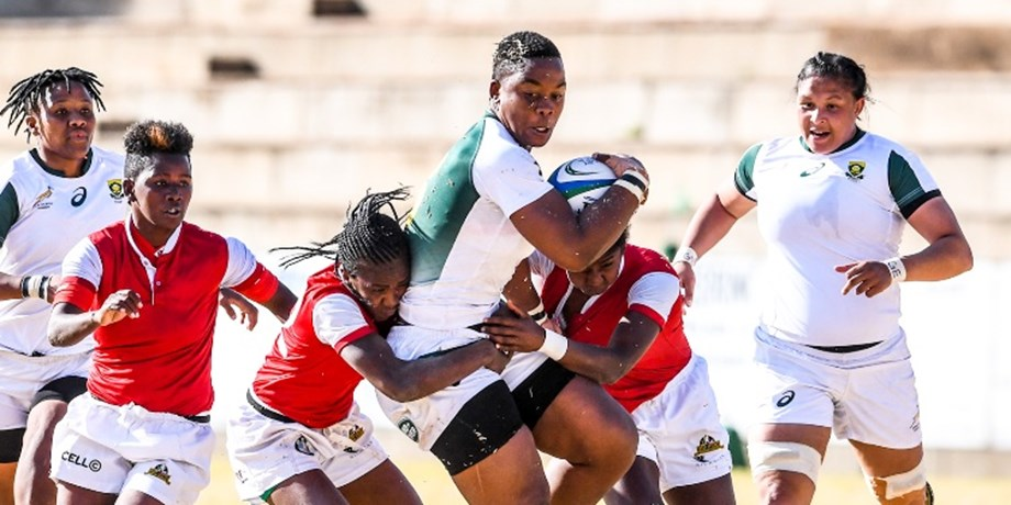 Bok Women's Babalwa Latsha gets professional contract for XVs female player
