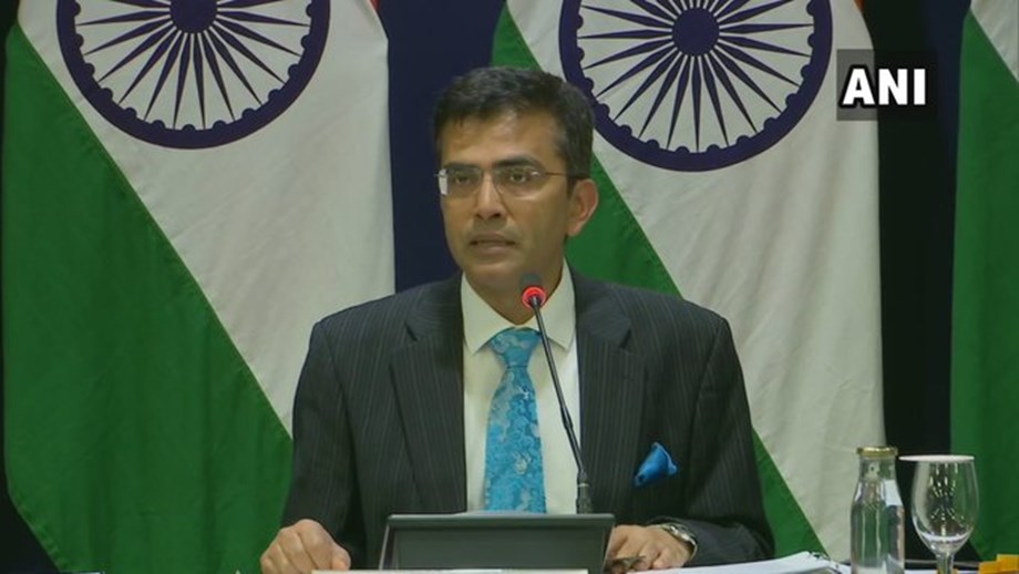 Overwhelming majority of UNSC believes Kashmir a bilateral issue between India and Pak, says MEA